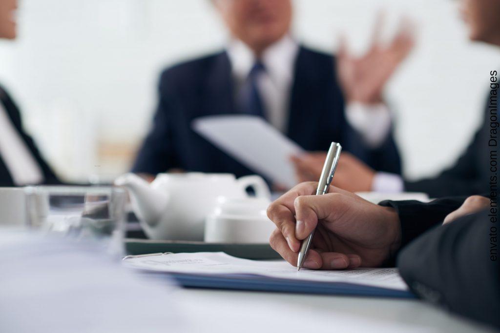Vorteile des Vertragrechtsschutzes einer Firma