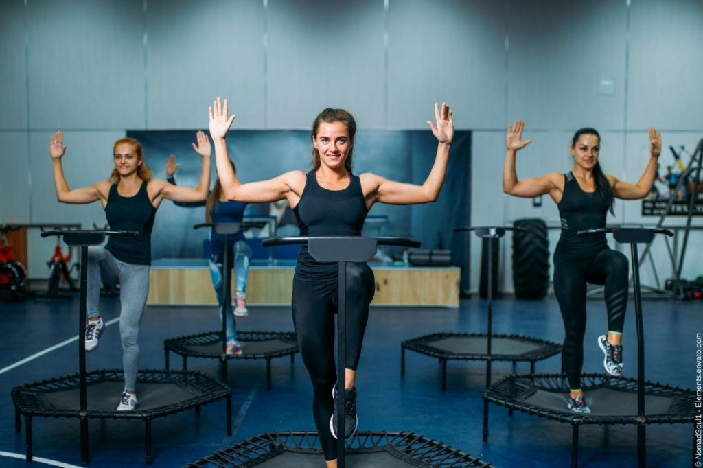 Trampolin Fitness und dessen unglaubliche Wirkung auf den ganzen Körper